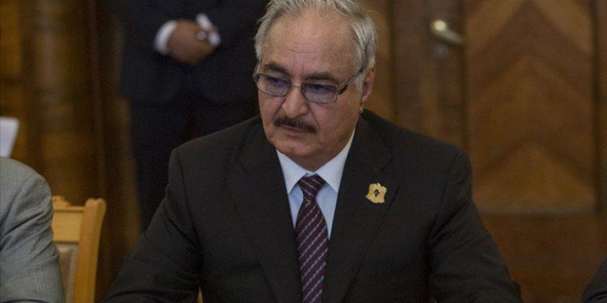 Libya'daki Hafter Güçlerinin Askeri Varlığı ve Kabiliyeti