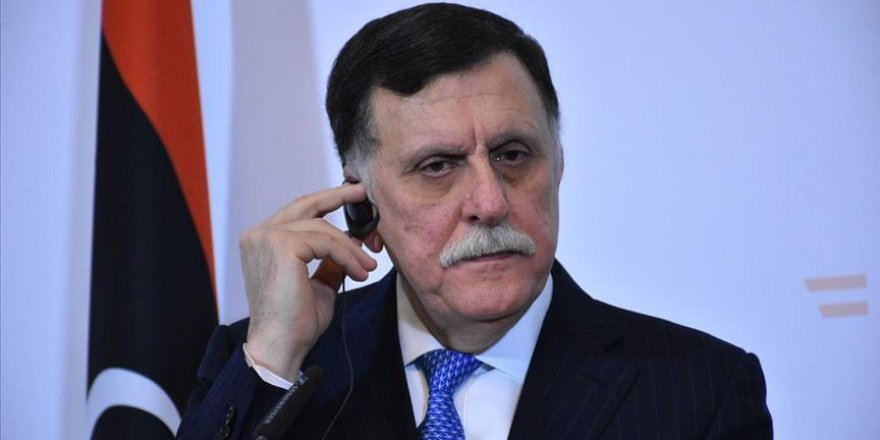 Hafter'in Savcısından UMH Başkanı Serrac'ı Tutuklama Kararı