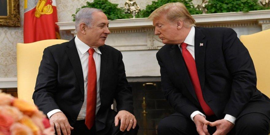 ABD Başkanı Trump'tan İsrail Başbakanı Netanyahu'ya Çin Uyarısı