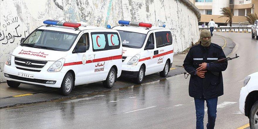 Trablus'a Roket Saldırısı: 6 Ölü, 35 Yaralı