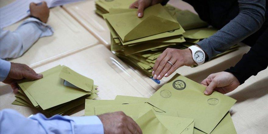 Maltepe'deki Birleştirme Tutanakları İl Seçim Kuruluna Gönderildi