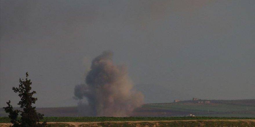 Katil Esed Çadır Kenti Bombaladı: 7 Ölü