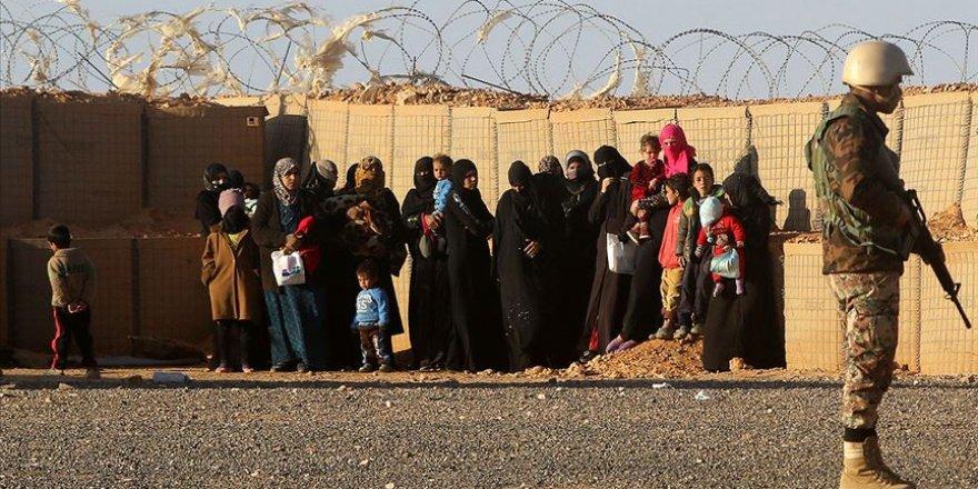 Rukban Kampı 'Felaket Bölgesi' İlan Edildi