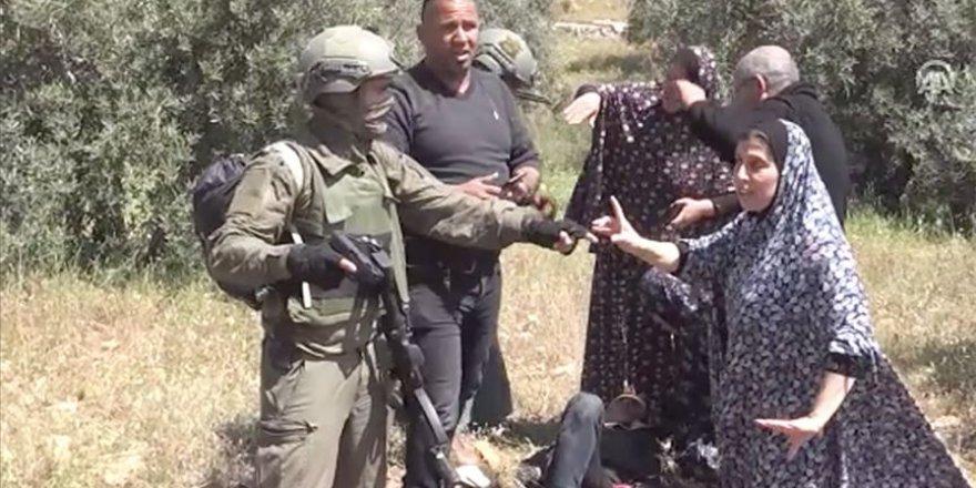 İsrail Güçleri Yaralının Hastaneye Kaldırılmasını Engellemeye Çalıştı