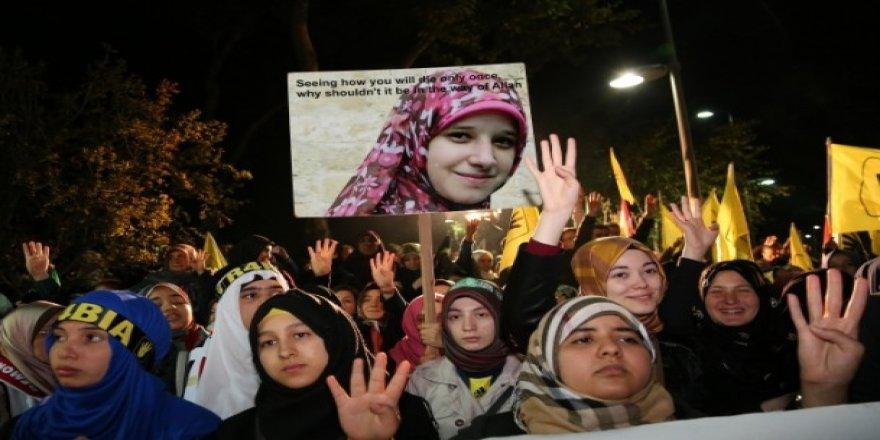 Sisi, Mısır Konsolosluğu Önünde Protesto Edilecek