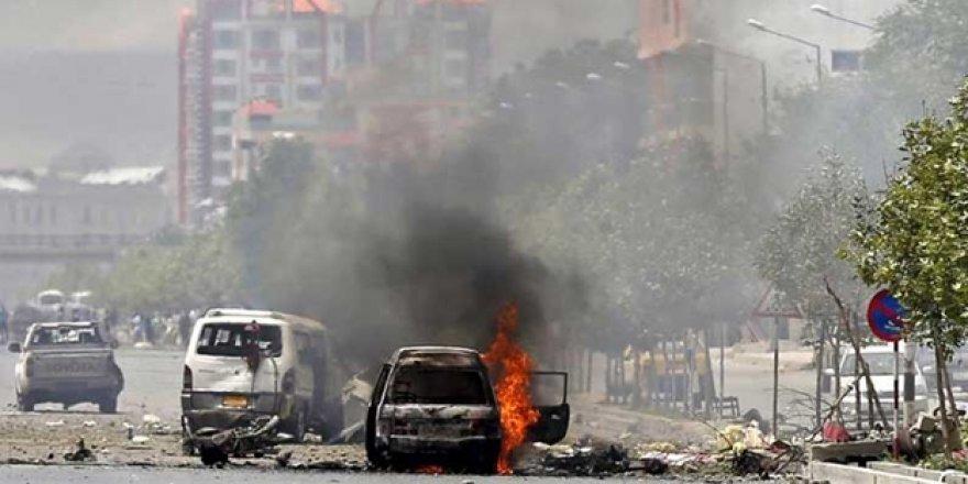 Afganistan'da İstihbarat Binasına Bombalı Araçla Saldırı: 3 Ölü