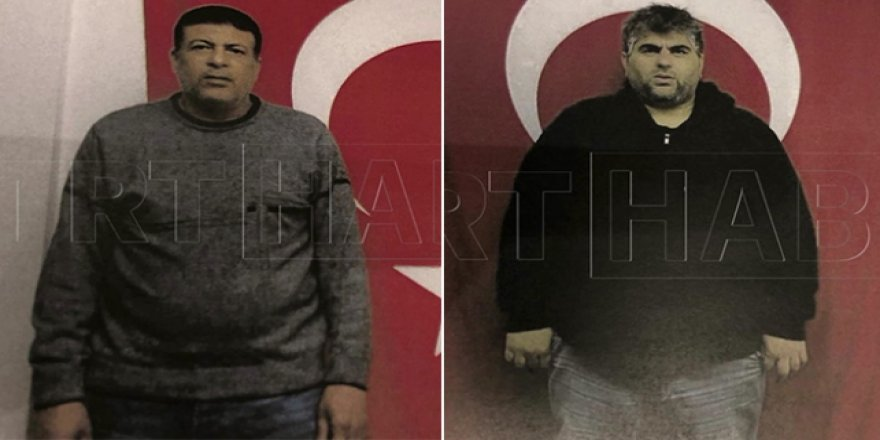 İstanbul'da Yakalanan İki BAE'li Ajan Tutuklandı
