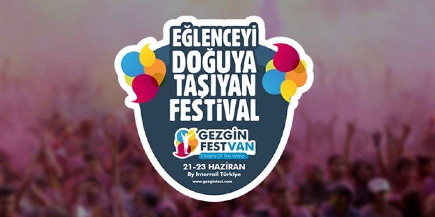 Van'daki 70 STK: Gezgin Fest Rezaletini Van'da İstemiyoruz