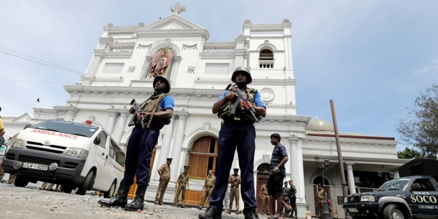 Sri Lanka'da Kiliselerde ve Otellerde Patlama: 185 Kişi Hayatını Kaybetti