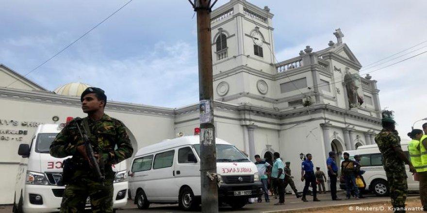 Sri Lanka'da Sokağa Çıkma Yasağı İlan Edildi