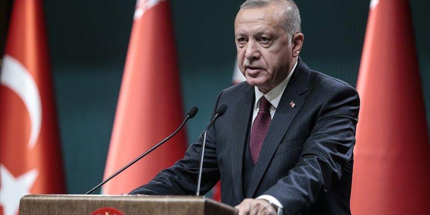 Cumhurbaşkanı Erdoğan: Şiddeti Asla Tasvip Edemeyiz