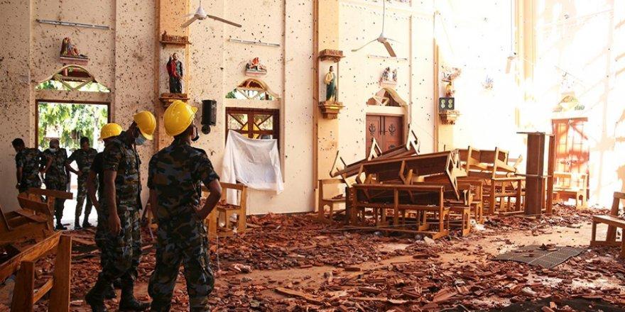 Sri Lanka Bombalı Saldırı Gerçekleştiren Örgütü Açıkladı