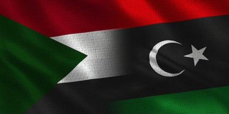 Devrim Hırsızları Sudan ve Libya'da