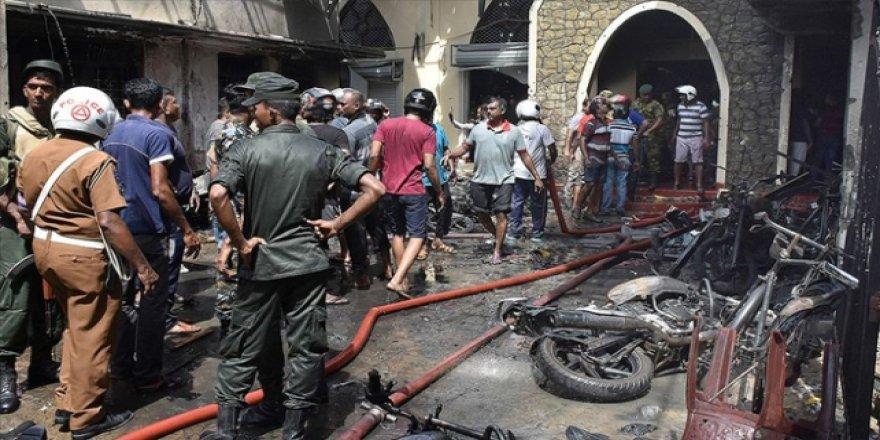 Sri Lanka'da Hayatını Kaybedenlerin Sayısı 310'a Yükseldi