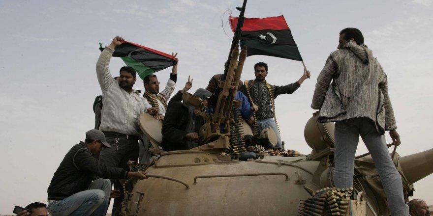 Libya Zirvesinden Çağrı: Savaşı Durdurun