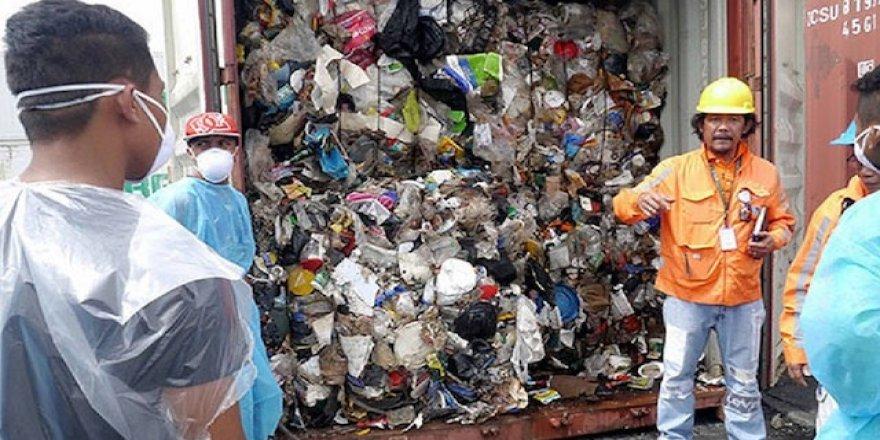 Filipinler ile Kanada Arasında Çöp Gerilimi