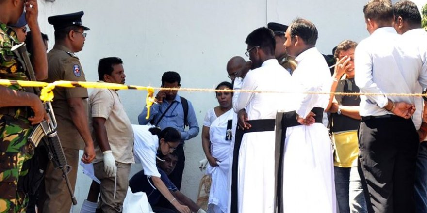Sri Lanka Saldırganı İngiltere'de Eğitim Görmüş