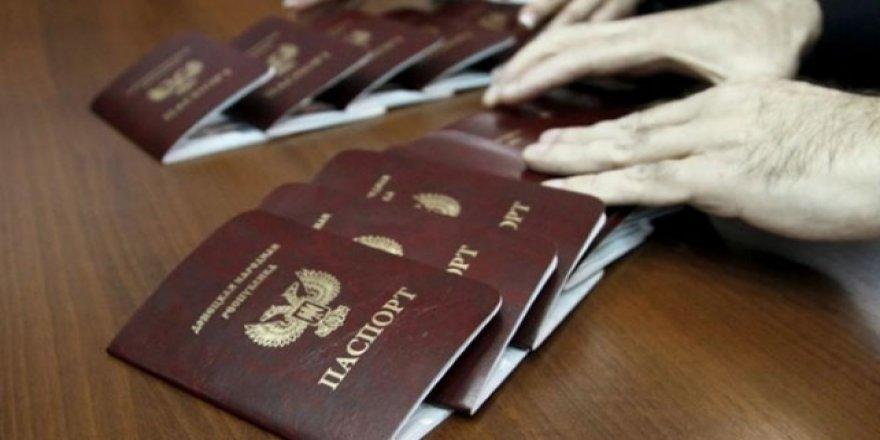 Putin'den Ayrılıkçılara Rus Pasaportu Kolaylığı