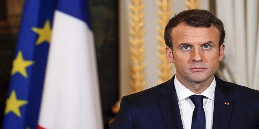 Macron'dan 'Siyasal İslam Tehdittir' Açıklaması