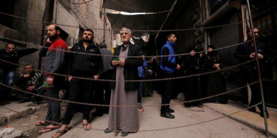 Halep'te Operasyon Gerçekleştiren Muhalifler 17 Rejim Milisini Öldürdü