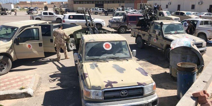 Libya'da UMH, Hafter Güçlerini Zayıf Noktasından Hedef Alıyor