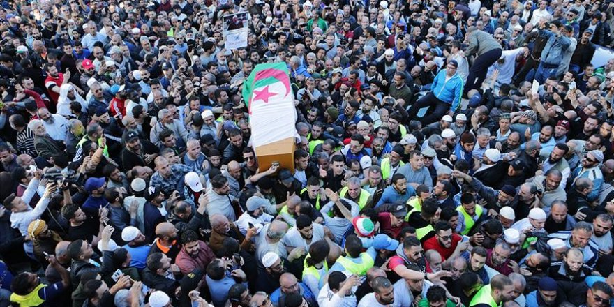 Abbas Medeni'nin Cenazesi Bugün Defnedildi