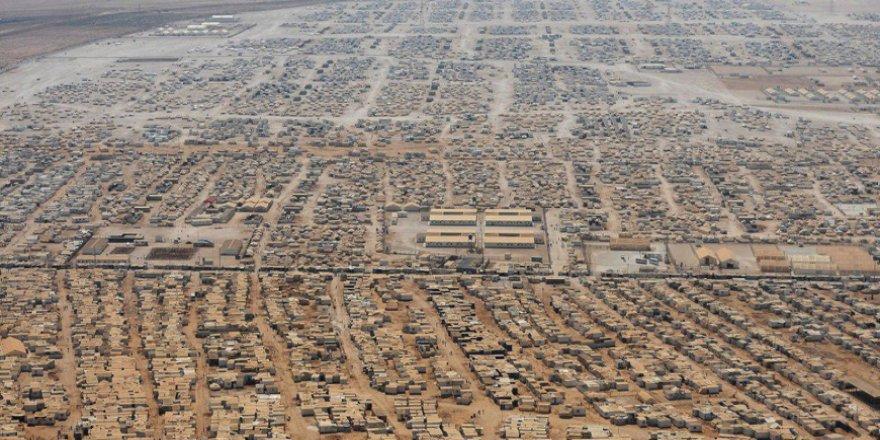Rukban Kampında Kuşatma İnsani Felakete Yol Açıyor!