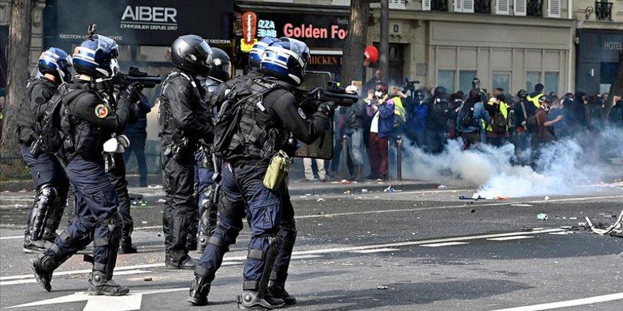 Sarı Yeleklilerin Eylemlerinde Polis Şiddetinin Bilançosu
