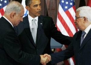 """Hamas'tan Abbas'a: """"İsrail'le Görüşmeyi Kes"""""""