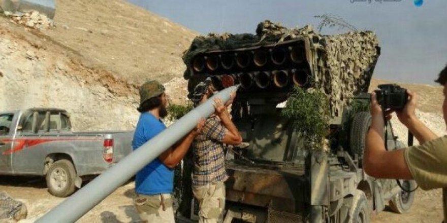 Esed Güçlerinin Batı Halep'teki İlerleme Girişimi Püskürtüldü