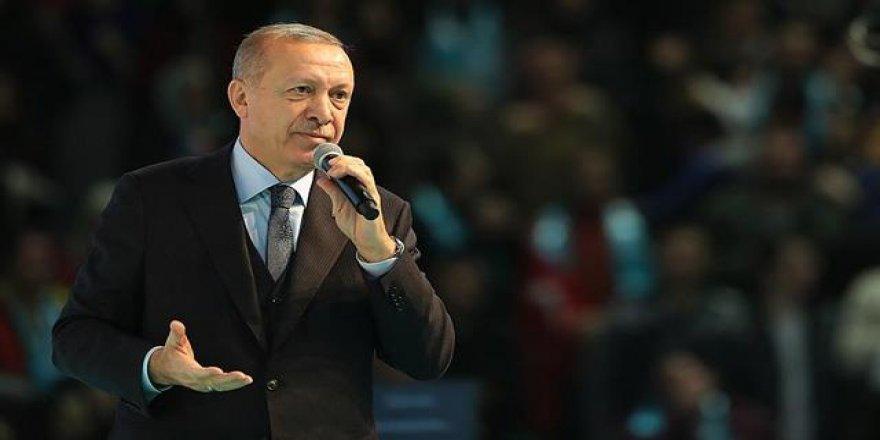 Erdoğan: Talimat Vermişler Tutuklatacaklarmış, Avucunuzu Yalarsınız