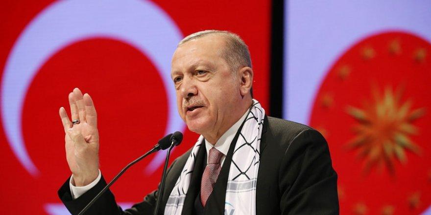 'Türkiye İsrail Zulmünü Dünyaya Haykırmaya Devam Edecek'