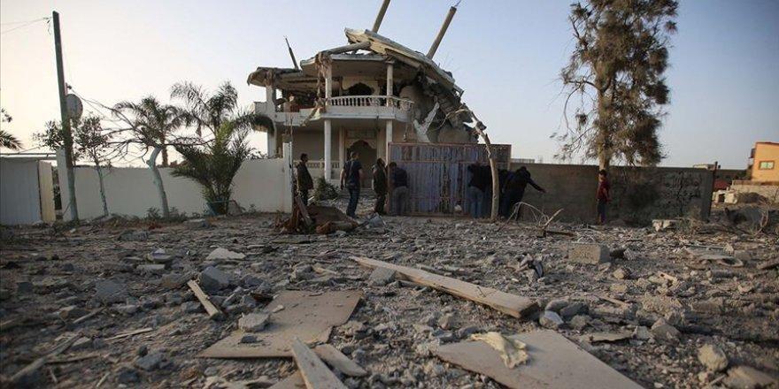 Gazze'de 130 Konut Kullanılmaz Hale Geldi