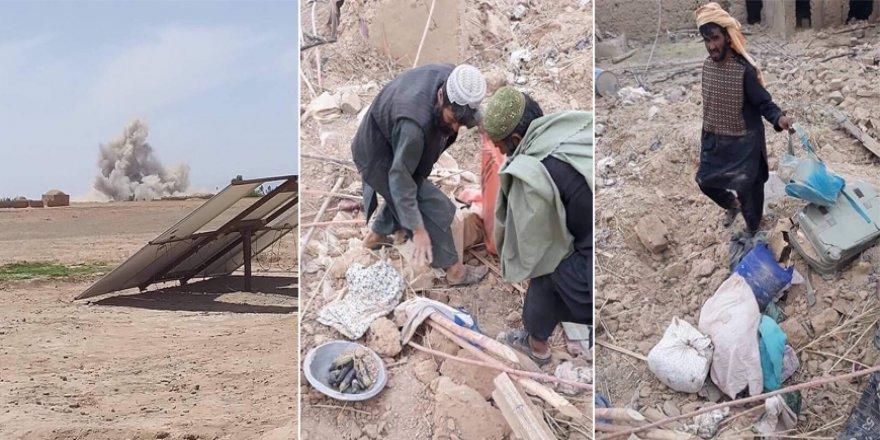 ABD Ramazan'ın İlk Gününde Afganistan'da Sivilleri Katletti