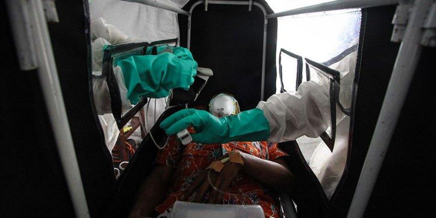 Kongo'da Ebola Can Almaya Devam Ediyor