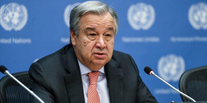 Hamas'tan BM'ye İsrail Yanlısı Açıklama Tepkisi
