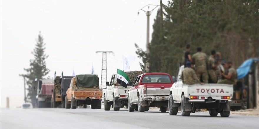 Esed Rejimi İdlib'de 2 Bölgeyi Ele Geçirdi