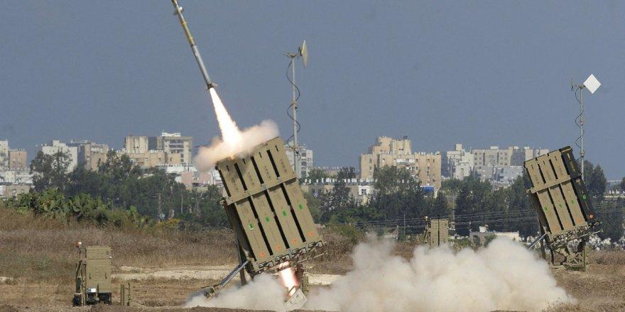 Hamas Mücahidleri Demir Kubbe Sistemini Aciz Bıraktı
