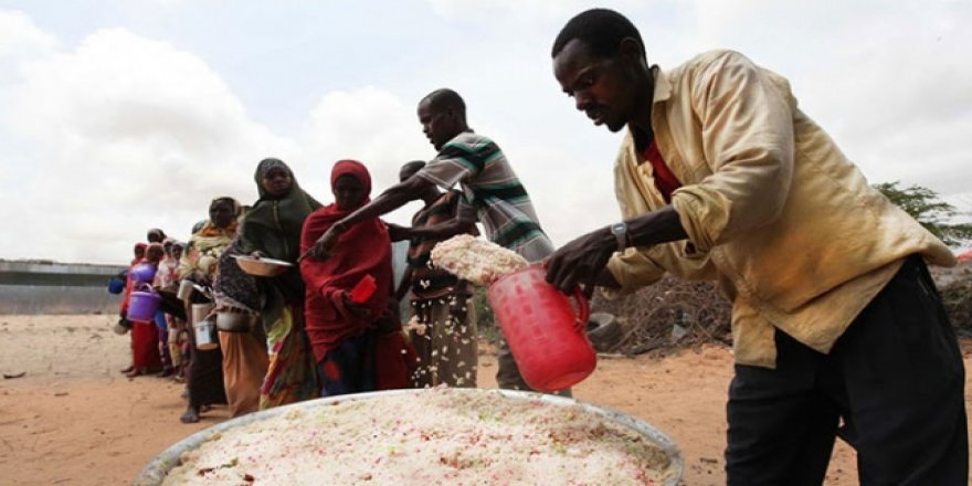 Somali Yeniden Kuraklığın Pençesinde