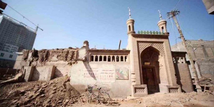 Çin Doğu Türkistan'da 2 Yılda 31 Camiyi Yıktı