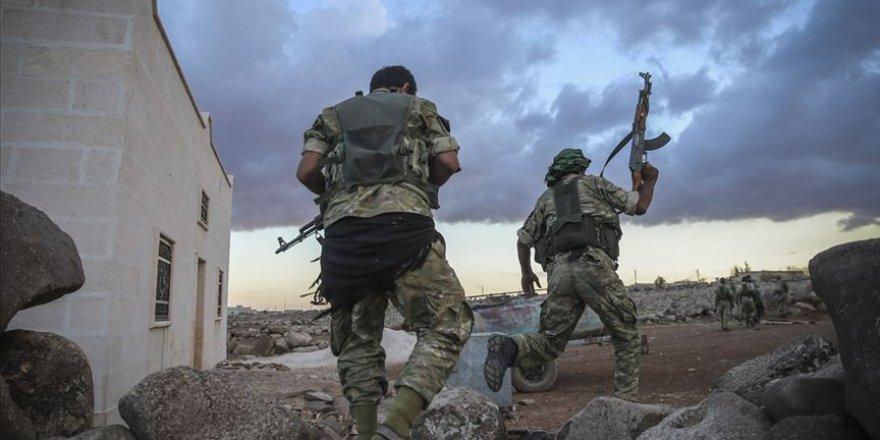 ÖSO'dan Esed-İran Güçlerinin Saldırılarına Misilleme