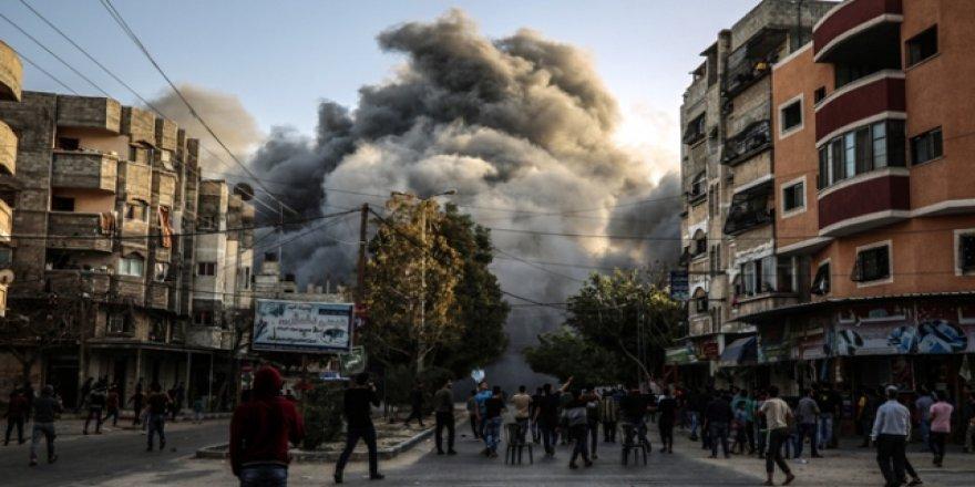 Gazze'de Birçok Hayat İsrail Bombalarıyla Yitip Gitti