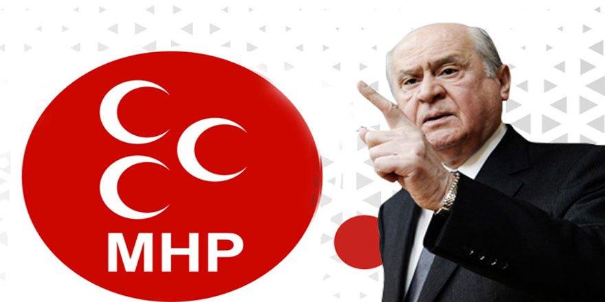 """""""Bahçeli Dili ile Yürüyen Bir Siyasette Türkiye'nin Yarısına Kan Kusturulur"""""""