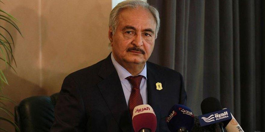 """""""Hafter'in Libya'nın Geleceğinde Yeri Yok"""""""