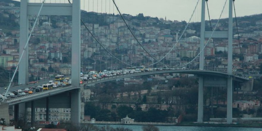 15 Temmuz Şehitler Köprüsü Doblo Tarzı Araçlara Serbest Olacak