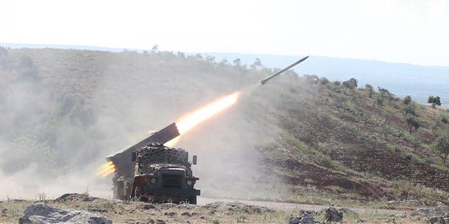 UKC ve HTŞ'den Esed Rejimine Karşı Saldırı