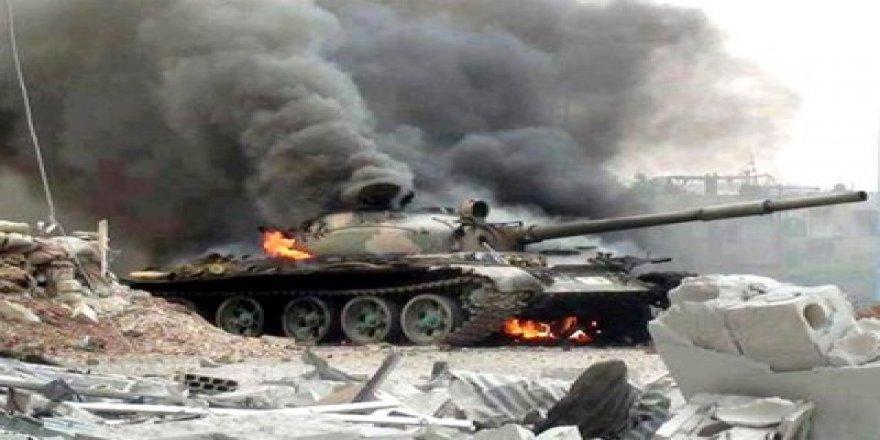 Esed Rejimi İdlib Saldırısında Ağır Kayıplar Verdi