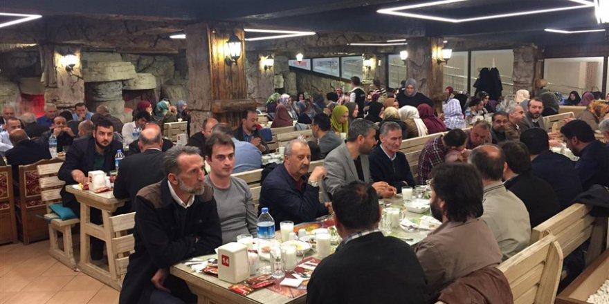 Ankara Özgür-Der'den Kardeşlik İftarı