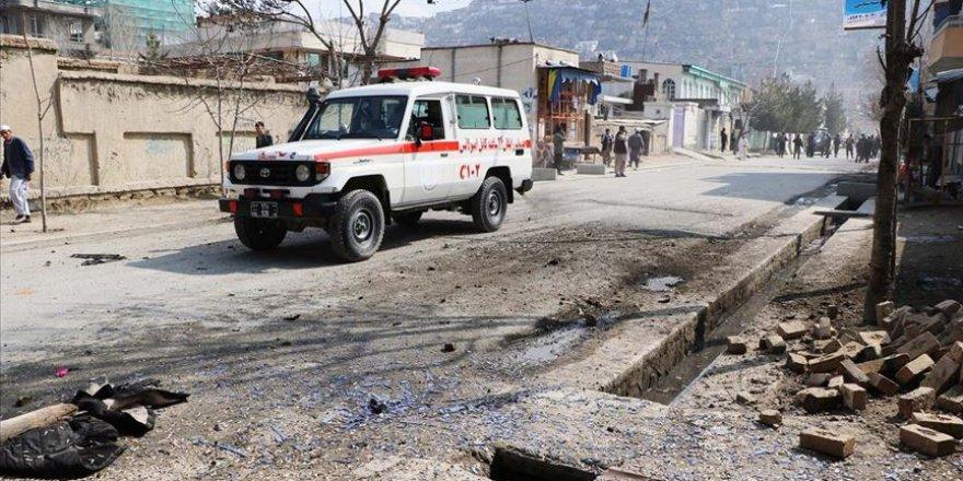 Afganistan'da Patlama: 8 Ölü