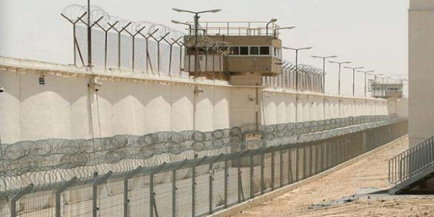 """""""İsrail Hapishanelerinde Tutuklular İnsanlık Dışı Koşullarda Yaşıyor"""""""